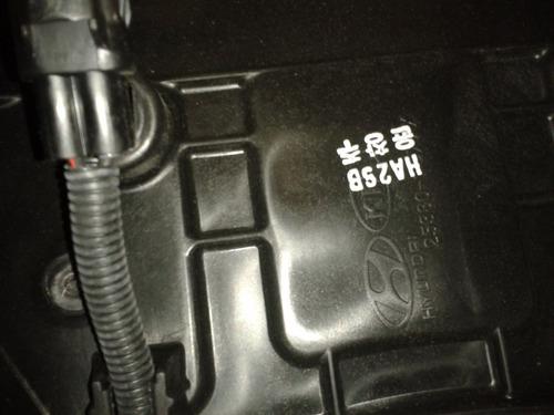 electroventilador kia cerato motor 1.6