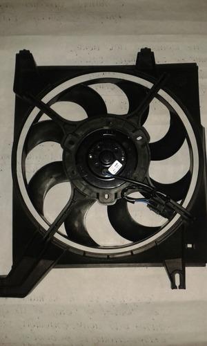 electroventilador radiador elantra xd