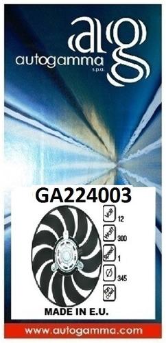 electroventilador radiador ford fiesta power eco-sport a.g.3