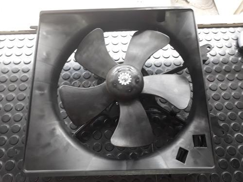 electroventilador radiador mitsubishi lancer signo
