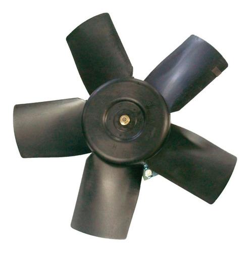 electroventilador radiador s/base corsa con tornillo 5 aspas