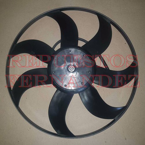 electroventilador space fox original 2010 2011 2012 2013