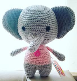 PATRON GRATIS ELEFANTE AMIGURUMI 10994 | Elefantes amigurumi ... | 284x272