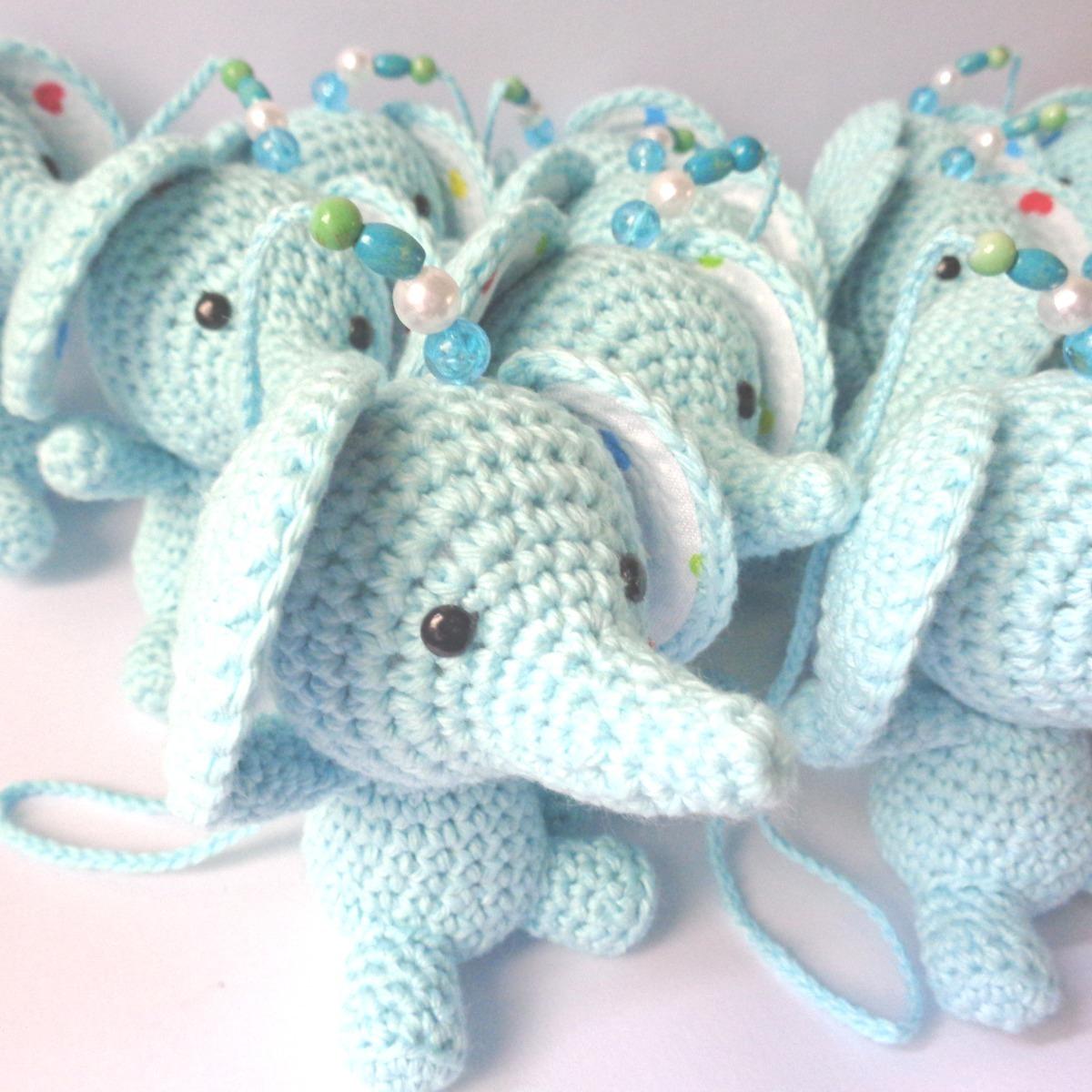 🐘 Patrón gratuito de Elefante amigurumi con adornos florales   1200x1200