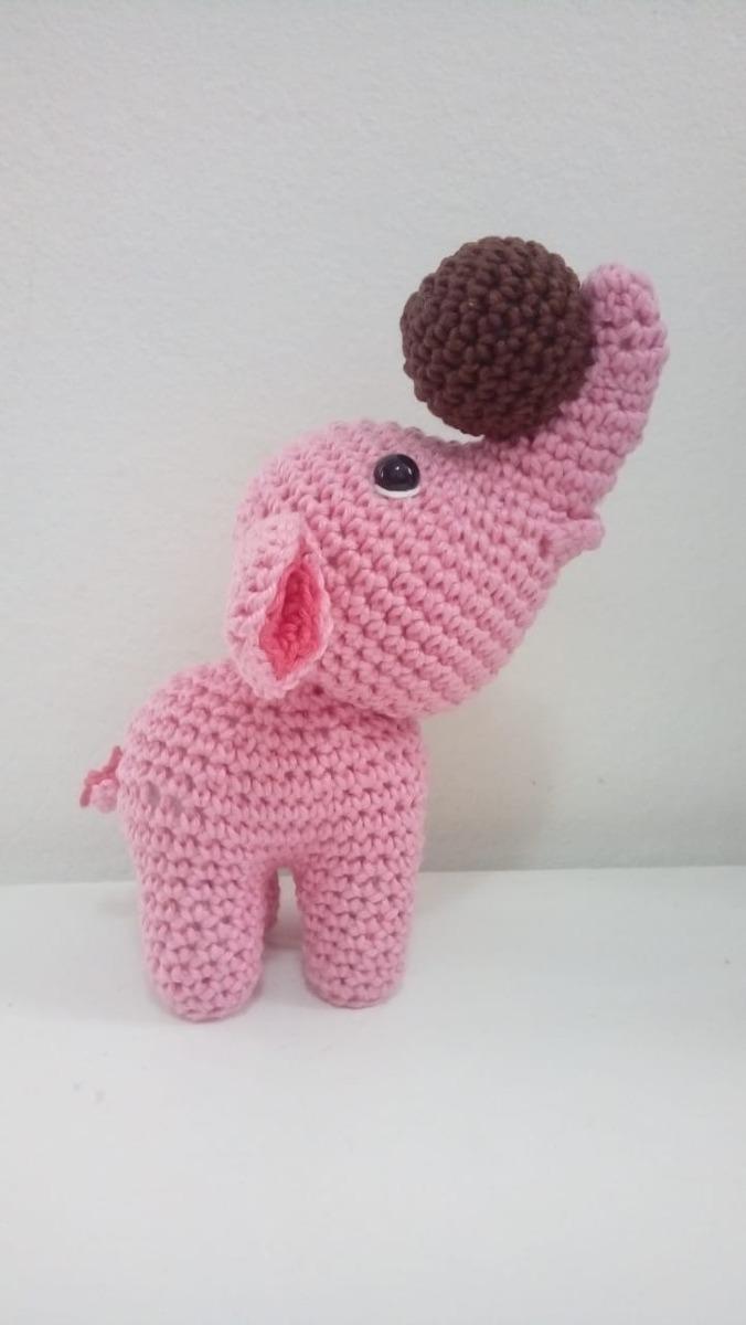 Elefante amigurumi Elephant crochet - YouTube | 1200x676