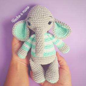 Coneja Amigurumi 62 Cm Alto Tejida A Mano Al Crochet - $ 475,00 en ... | 284x284