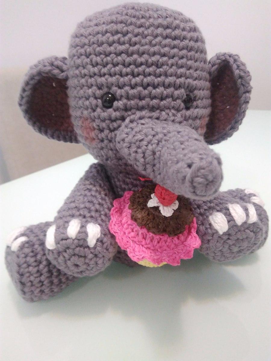 twobee_ | Crochet elephant, Crochet elephant pattern, Crochet ... | 1200x900