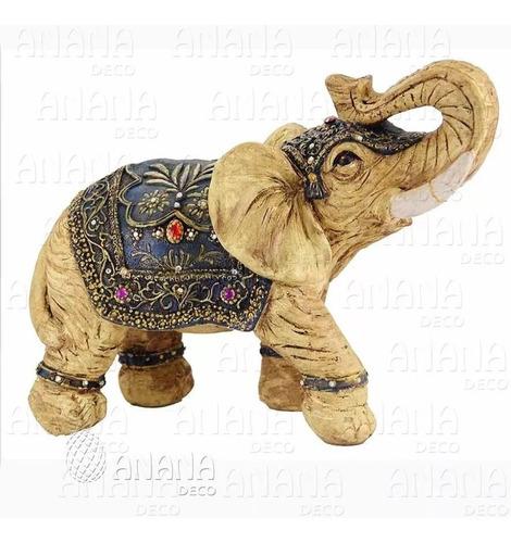 elefante estilo hindú grande - regalo - decoración