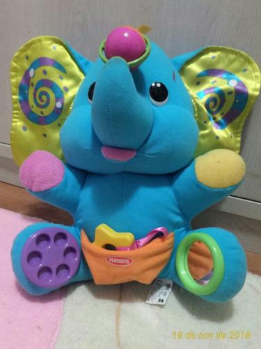 elefante travesseiro playskool