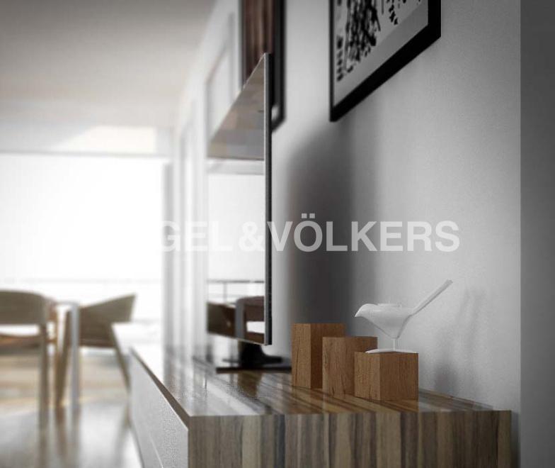 elegant apartment of 1 bedroom in montevideo