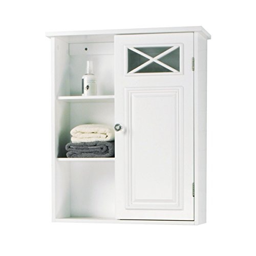 Elegant Home Fashions Dawson Collection Shelved Mueble De P ...