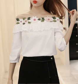 ac89914c0 Elegante Blusa Moda Importada Cod.272- En Stock Avybella