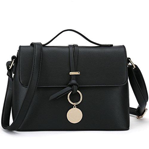 67d2f3505f6 Elegante Bolso De Hombro Para Mujer, Diseño De Cruz - $ 193.900 en Mercado  Libre