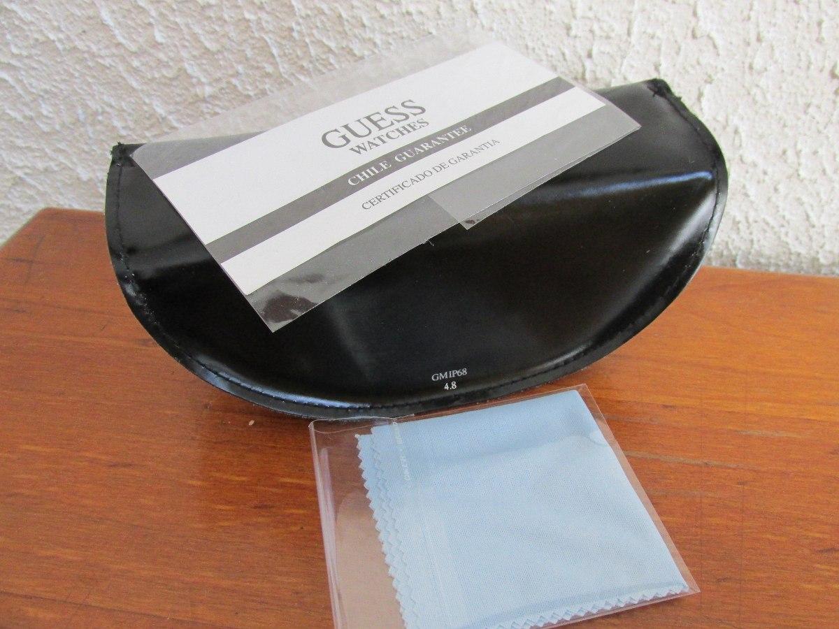 f160cc0be5 Elegante Caja Para Lentes Marca Guess 100% Originales - $ 25.000 en Mercado  Libre