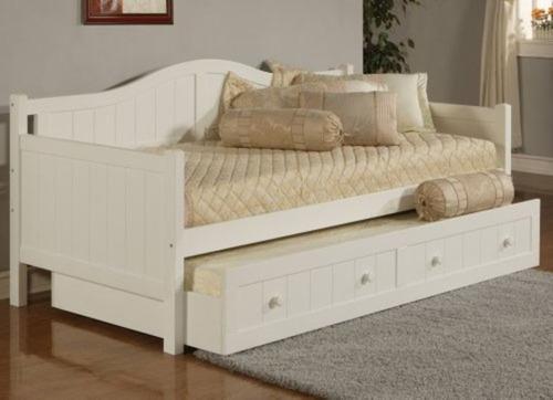 elegante cama doble importada hillsdale staci