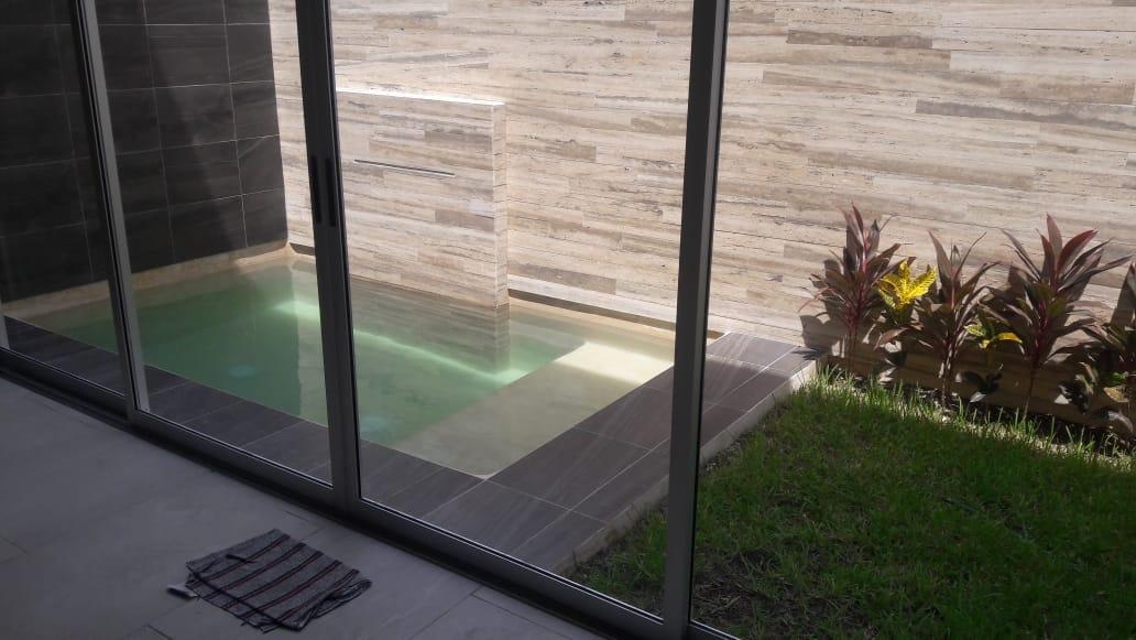 elegante casa aqua by cumbres 5 habitaciones alberca