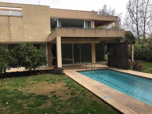 elegante casa estilo mediterránea en santuario del valle