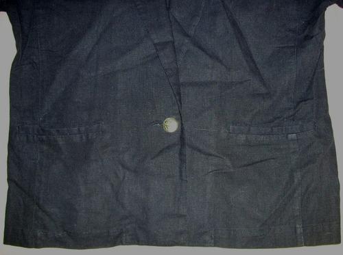 elegante chaqueta blazer newline tela de lino negra talla m