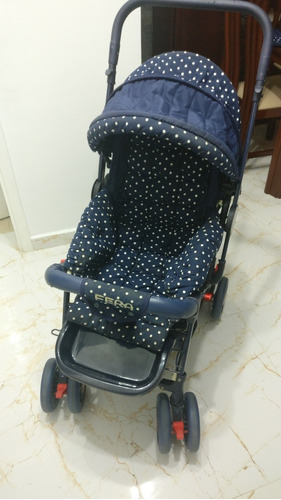 elegante coche para bebé marca fera