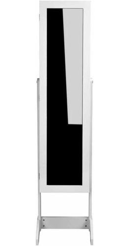 elegante espejo organizador de joyeria