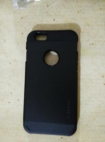 elegante funda espejo apple iphone 6 aluminio