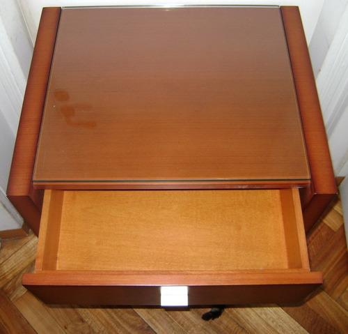 elegante mesa de escritorio estilo moderno cajón - no envío