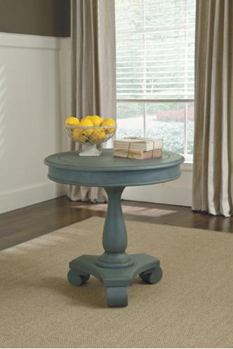 elegante mesa decorativa ashley furniture de importación