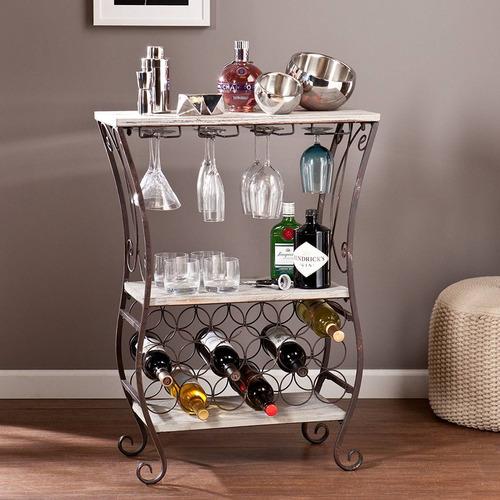 elegante mini cava cantina arcino wine mesa de importación