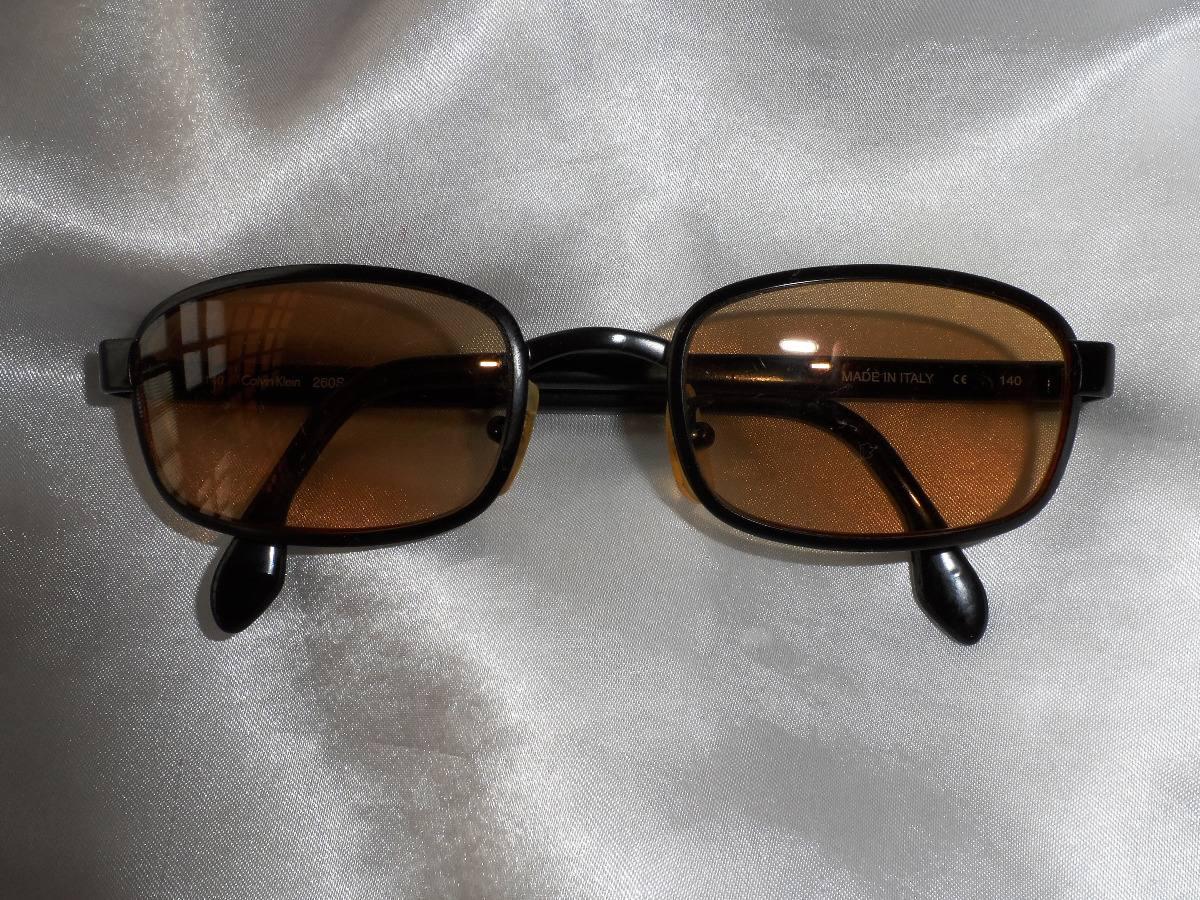 elegante óculos grau masc.vintage calvin klein,itália,déc.90. Carregando  zoom. 09ca5388fc