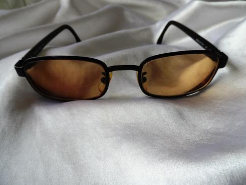 Elegante Óculos Grau Masc.vintage Calvin Klein,itália,déc.90 - R ... d0a1a95b19