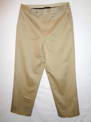 elegante pantalon beige dockers permium