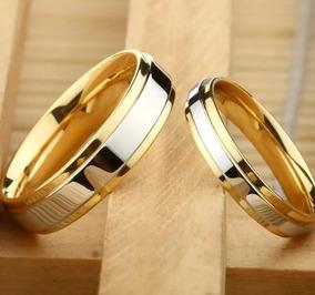 f268c766f52d Par Alianzas De Casamiento En Posadas Misiones Joyas Oro - Alianzas ...