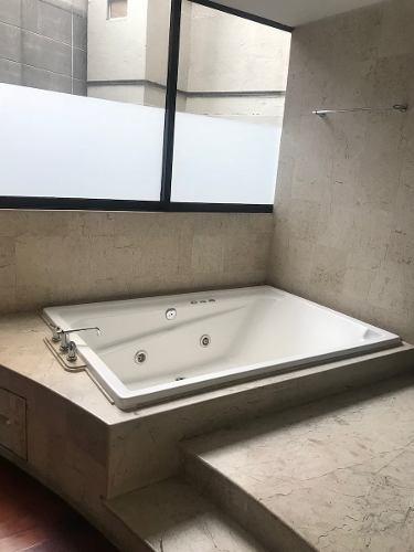 elegante penthouse en renta polanco