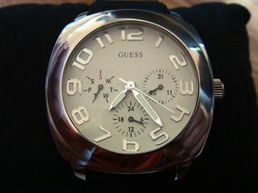 Cuadrado Hombre Mercado Guess Steel Reloj En Para De Libre SzjqpMVUGL