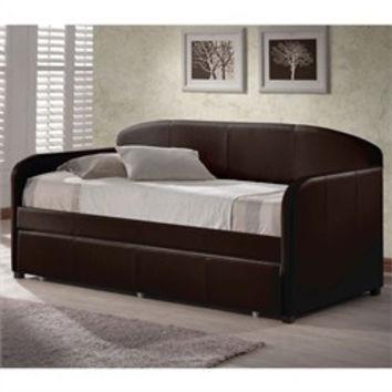 elegante sofa con cama minimalista hillsdale café