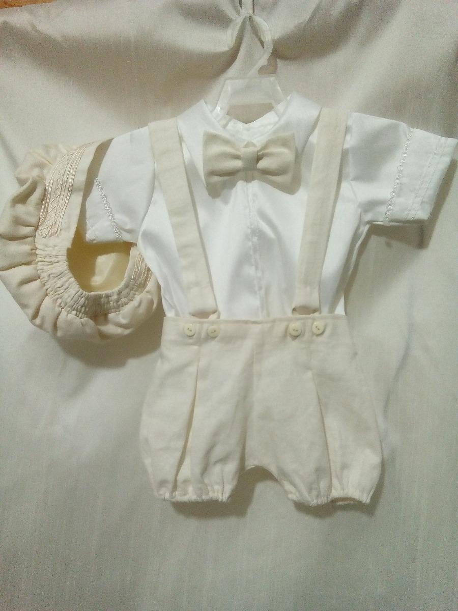 elegante traje short ropon de lino elegante bautizo niño. Cargando zoom. 4b50247c2222