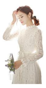 Vestidos Blancos Sencillos Mujer Corto De Mujer En