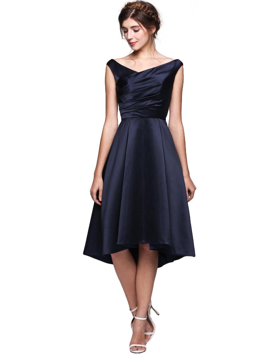 0b52278fe elegante vestido de fiesta con volantes vestido para boda. Cargando zoom.