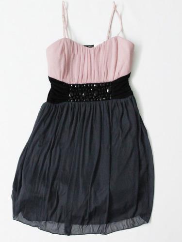 elegante vestido de fiesta corto xs segunda seleccion