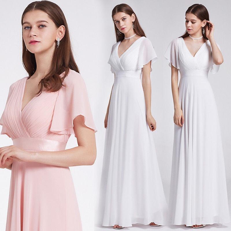 Vestidos fiesta novia blanco