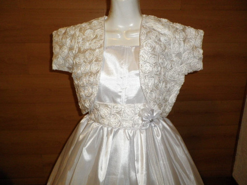 elegante vestido primera comunion confirmacion 10, 12 y 14 a
