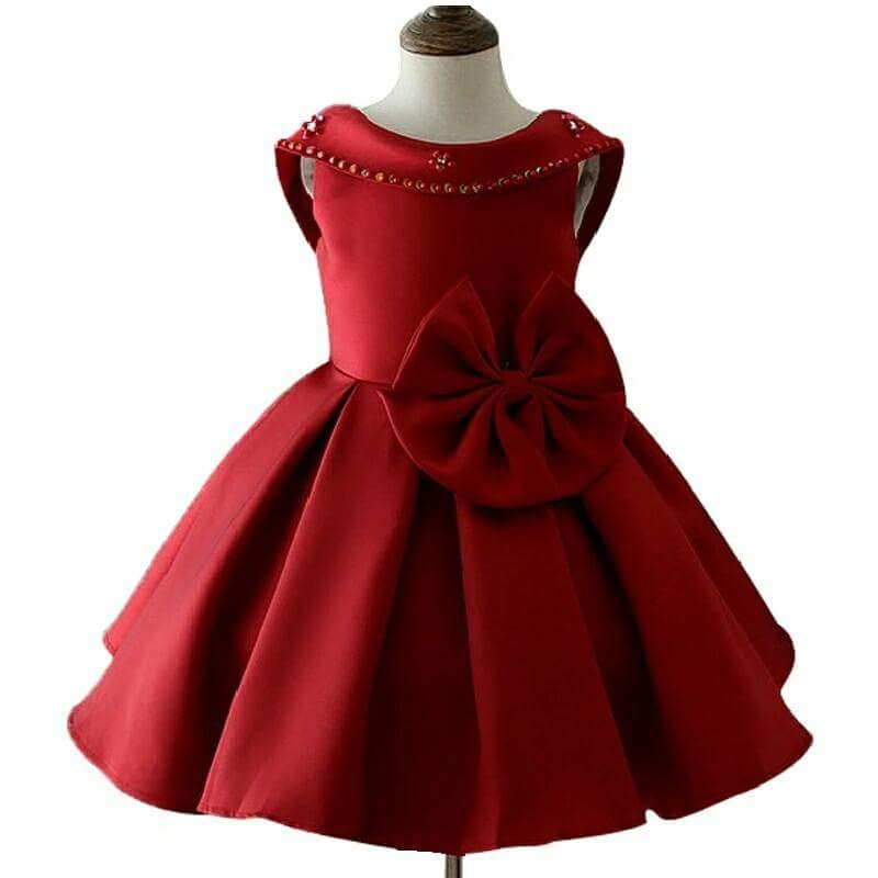 Imagenes de vestidos rojos para fiestas