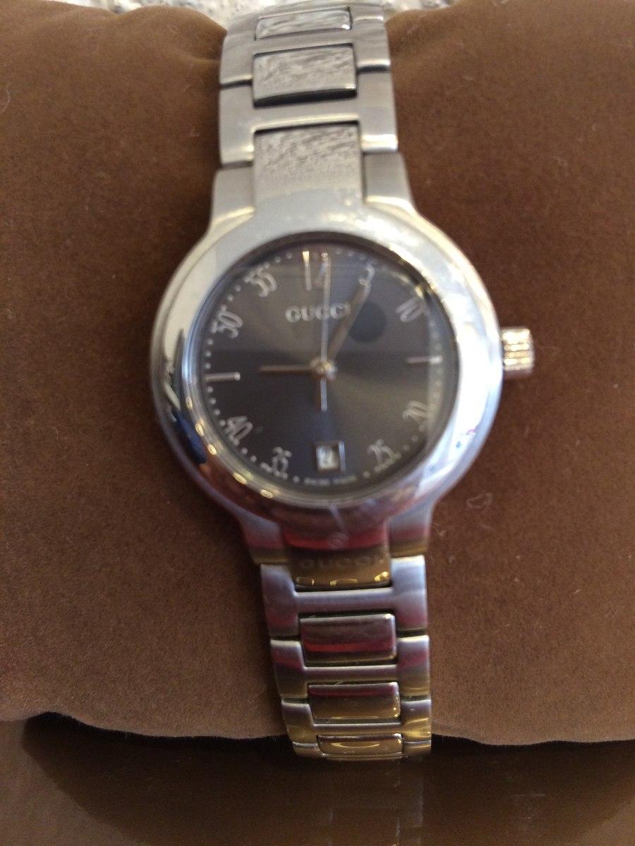 42c038fb3ace9 elegante y moderno reloj original gucci para dama. Cargando zoom.