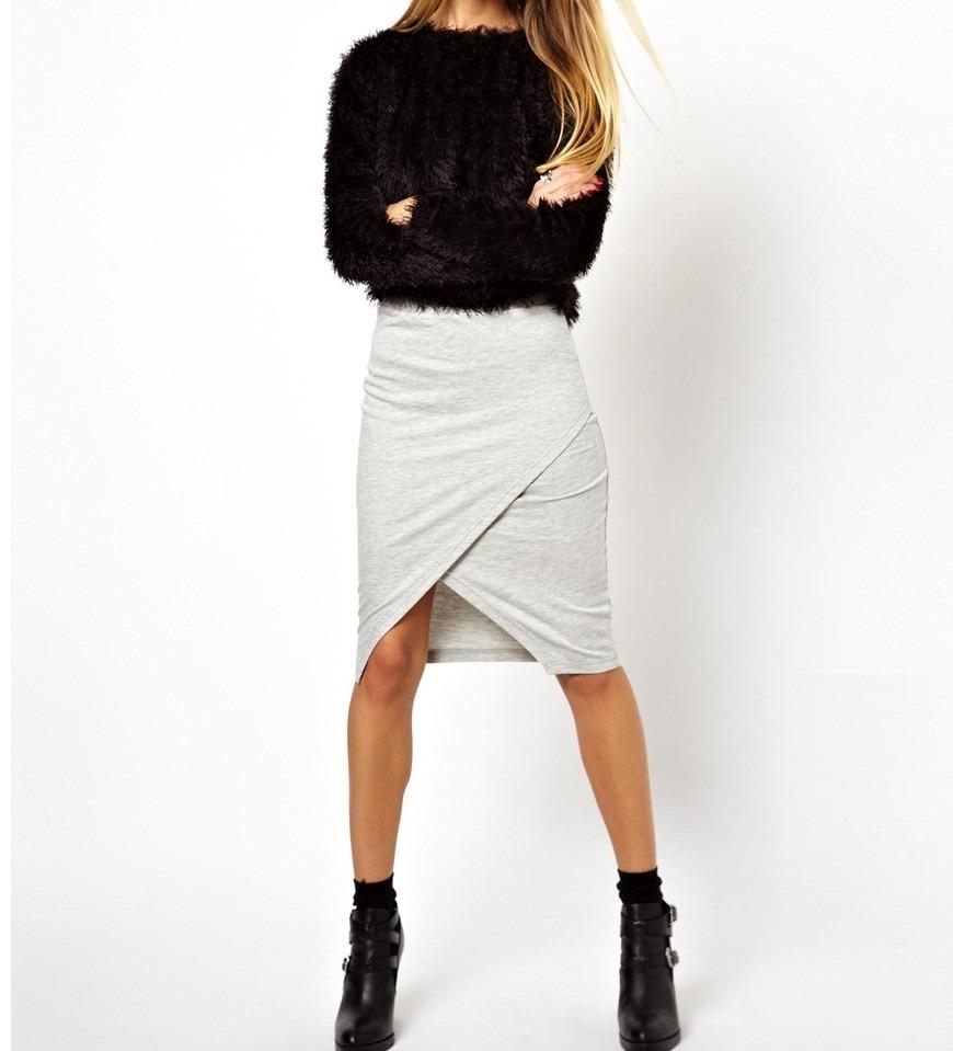 elegante y versátil falda tubo. nuevo diseño. Cargando zoom. 06b3d77ae7c3