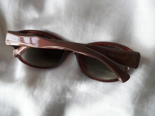 Elegante,lindo Óculos De Sol Vintage Pierre Cardin,déc.90 - R  190 ... 15114f2f32
