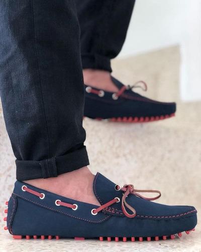 elegantes mocasin para caballero
