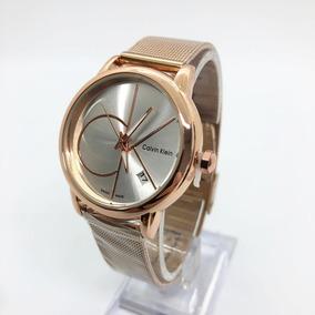 Klein Elegantes Relojes Calvin Dama Para y0wPvN8nOm
