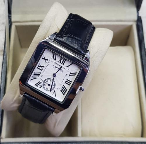 elegantes relojes cartier para dama