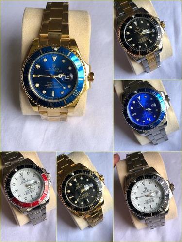 elegantes relojes rolex submariner