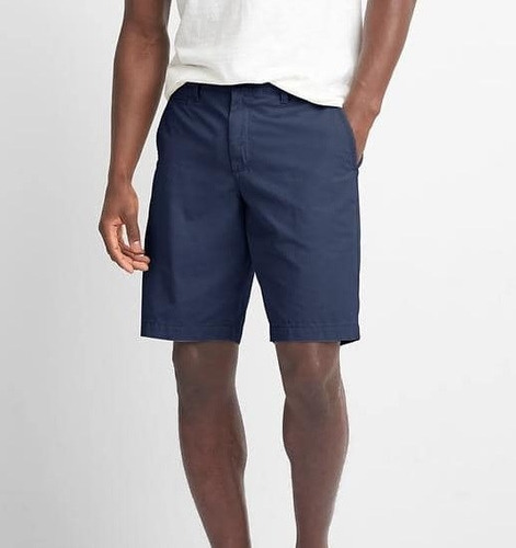elegantes shorts de vestir hombres gap 100% autenticos ofert
